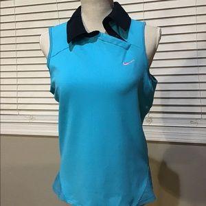 Women's Nike golf tank size M